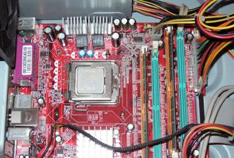 Замена термо-пасты ради процессорного кулера