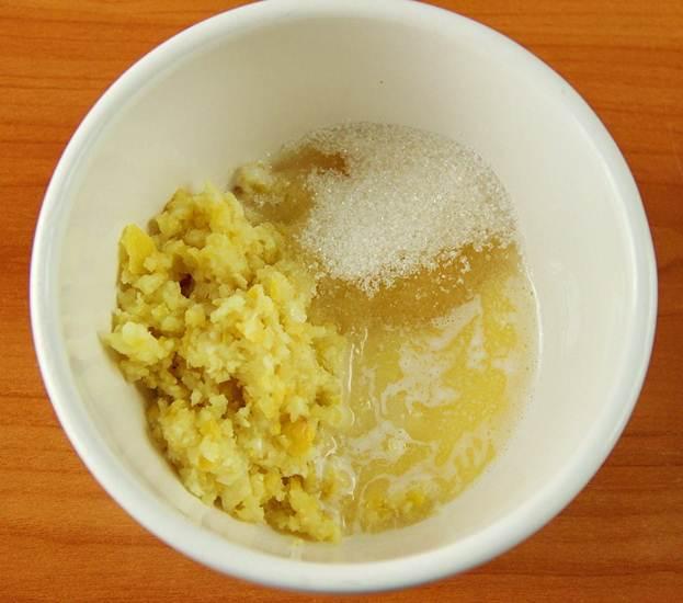 Фото-рецепт вкусных домашних десертов— золотой пудинг