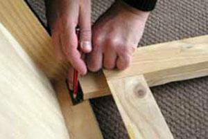 Раскладной массажный стол своими руками