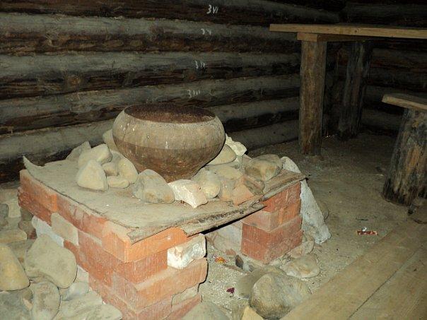 Баня по-черному — древний русский вариант  парной