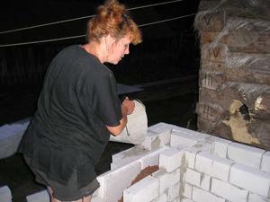 Как правильно утеплить стены дома. Часть3