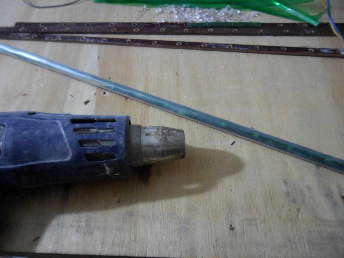 Как сделать светодиодную ленту своими руками