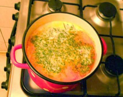 Фото-рецепт рыбного супа сосливками (финская уха)