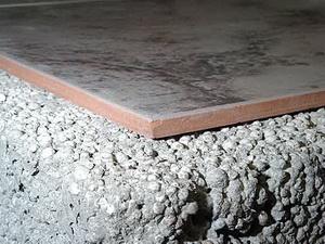 Утепление фалда в бане — бетонного и деревянного