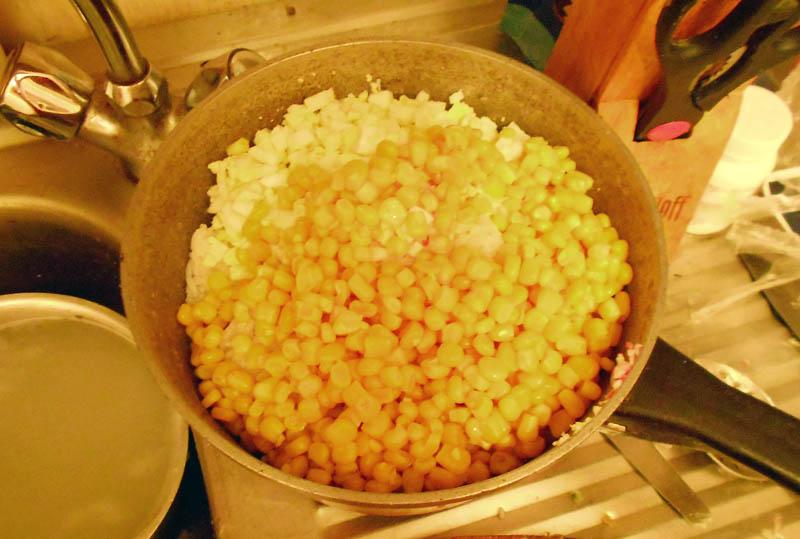 Рецепт салата скрабовыми палочками