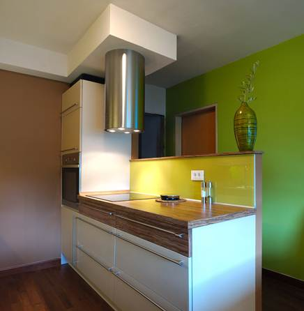 Как плодотворно использовать пространство малогабаритной кухни
