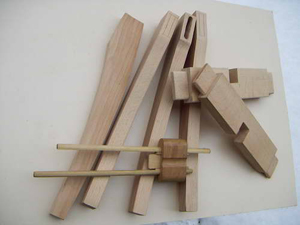 Деревянный табурет своими руками