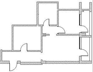 Дизайн-проект. Квартира встиле средиземноморское контемпорари