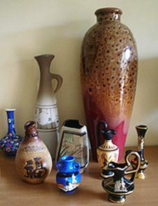 Декоративные вазы. Вазы винтерьере