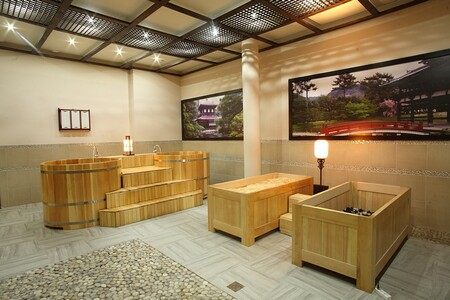Японская термобаня — офуро и фурако