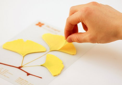Оригинальные блокноты-стикеры