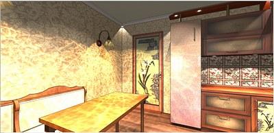Дизайн расчет кухни: создаем уют