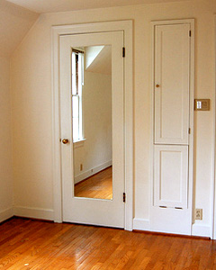 Эргономичный дизайн  интерьера: откидная мебель