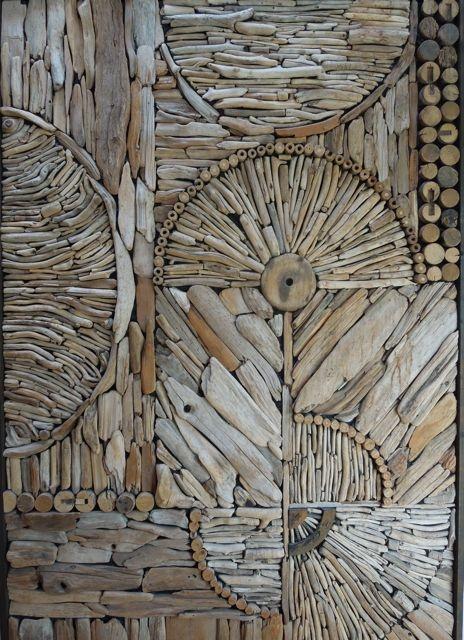 Деревянные изделия винтерьере