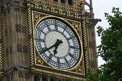Дух старой Англии живёт всовременных часах