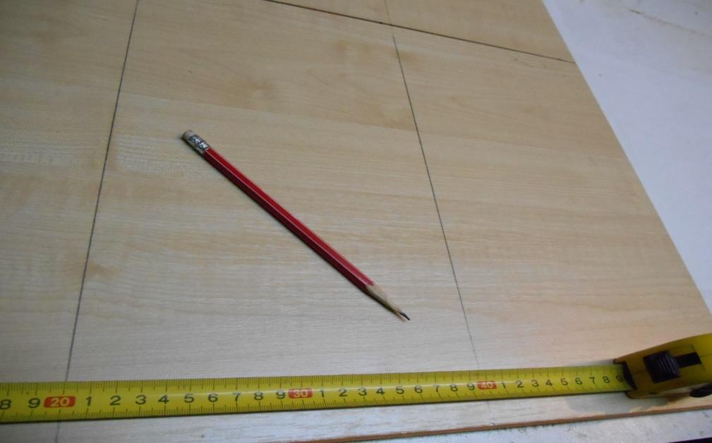 Изготовление передвижной тумбочки