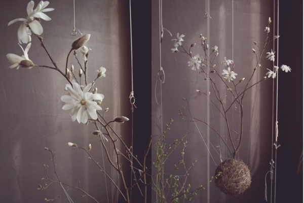 Оригинальные цветочные горшки