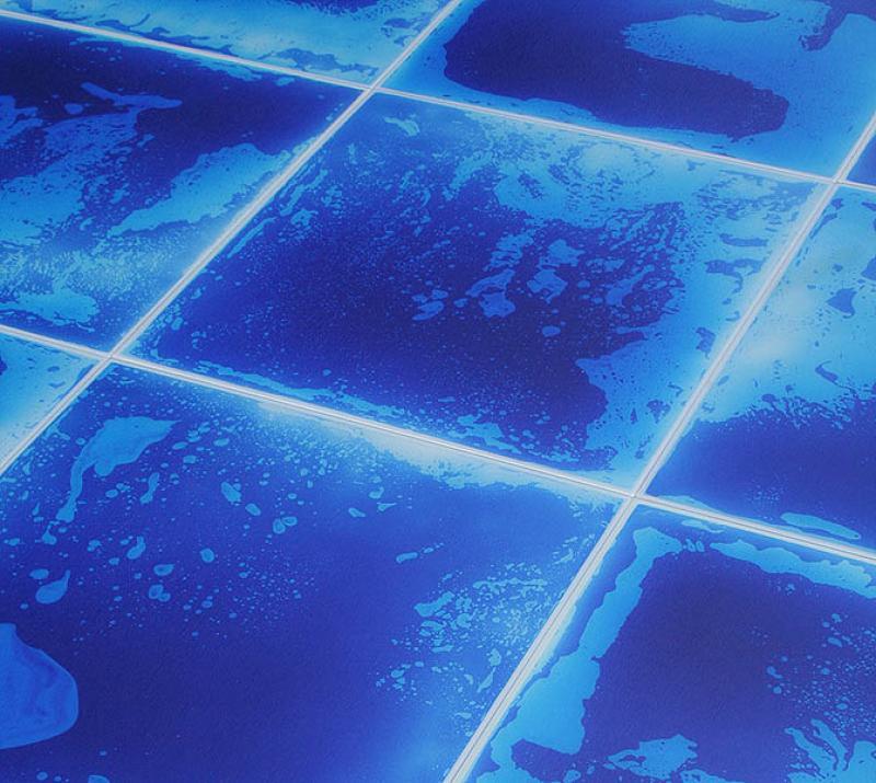 «Живая плитка»: необычное напольное покрытие