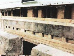 Ремонт деревянного пола  своими руками — пошаговое фото-руководство