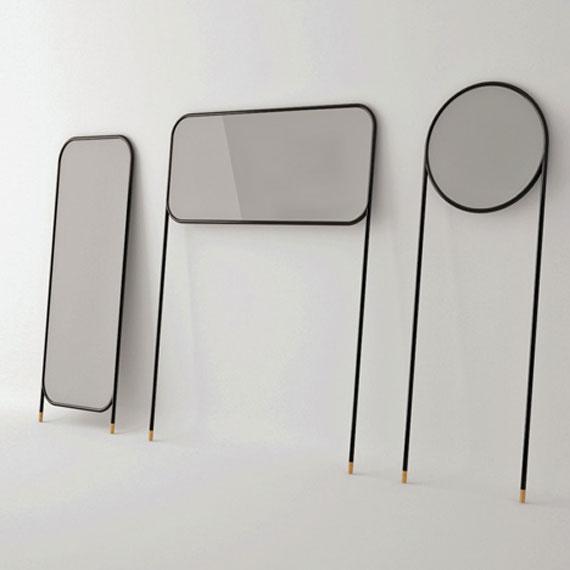 Зеркало как-нибудь презентабельный элемент  дизайна винтерьере вашей квартиры— фото, описание