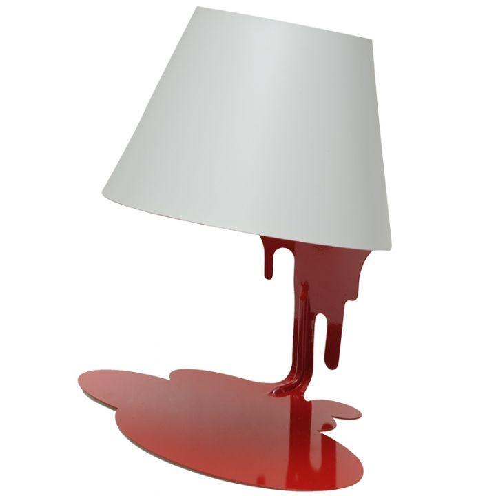 Топ-10 необычных настольных ламп