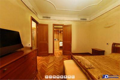Виртуальная панорама: элитная квартирка наЛитейном