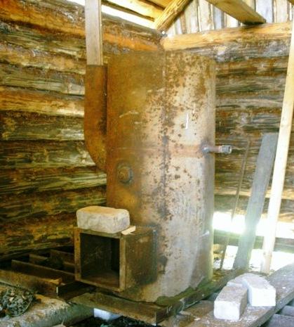 Печь для  бани своими руками — самодельная металлическая ватержакет из трубы
