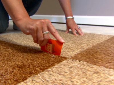 Технология укладки ковровой плитки напол