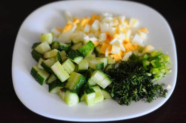 Летний рецепт: литовский холодный свекольник накефире