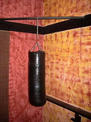 Боксируем дома: кюре своими руками