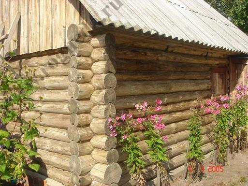 Реставрация деревянного дома имебели