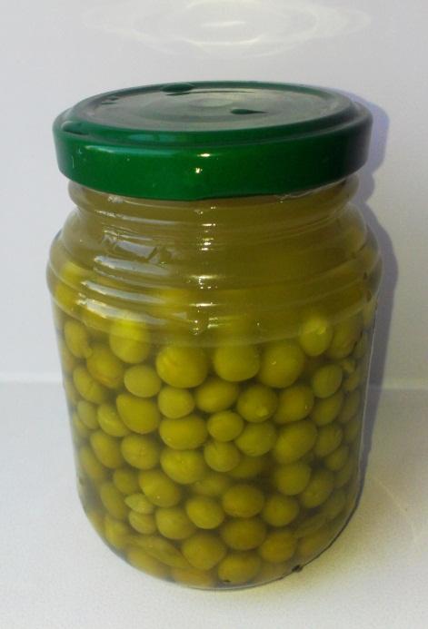 Как вырастить зеленый горошек  ирецепт консервирования его назиму