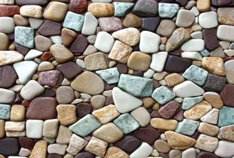 Как сделать мозаику изкамней