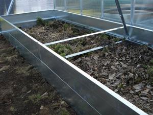«Новые дачники»— ограждения про грядок, клумб, садовых дорожек изоцинкованной стали сполимерным покрытием