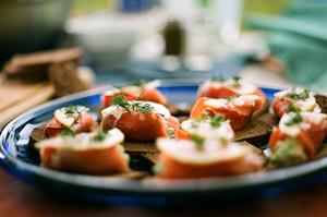 Фото-рецепты приготовления бутербродов итостов наскорую руку