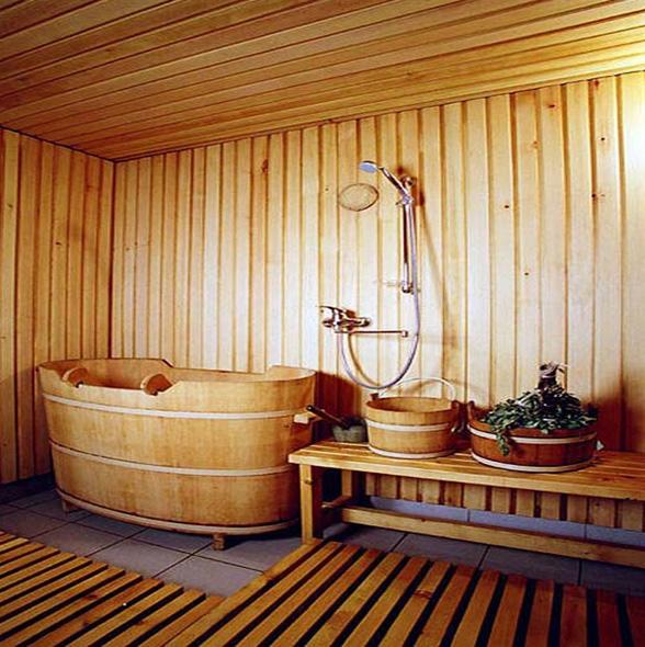 Купели насчет бани и сауны — разновидности