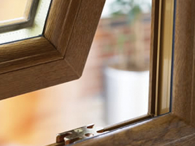 Декорируем пластиковые окна