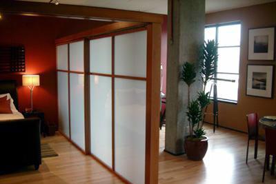 Перепланировка квартиры: вдохновляют... офисные перегородки