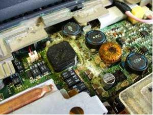 Что делать, коль вызалили ноутбук