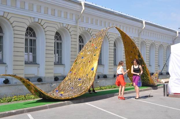 Международная специализированная выставка дизайна иинтерьера вСанкт-Петербурге: Design Week Expo 2014