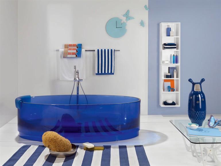 10необычных дизайнерских ванн