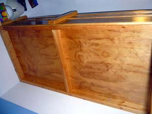 Двухъярусная кроватка своими руками