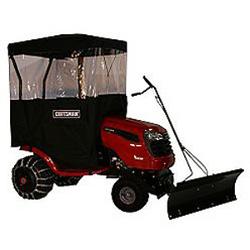 Выбираем садовый трактор