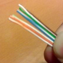 Обжимка кабеля: аки сделать патч-корд своими руками