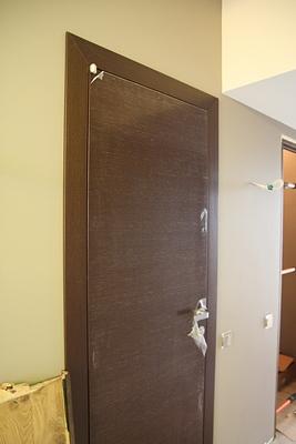 Мастер-класс: вакуум-установка межкомнатных дверей