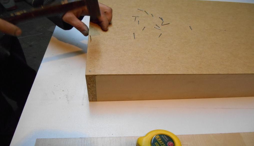 Сборка выдвижного ящика своими руками