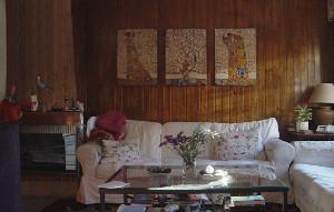 Интерьер частного дома: хоромина путешественников