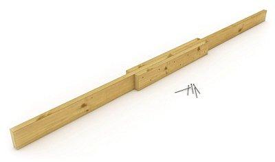 Как сделать стропила на крышу: собирание шага и сечения