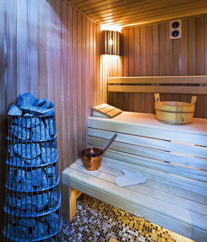 Дизайн и интерьер  бани — правила и варианты (фото)
