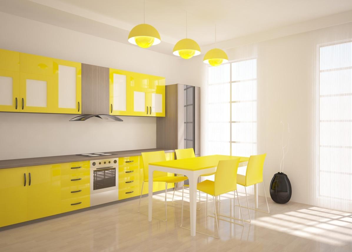 Желтый бордо винтерьере